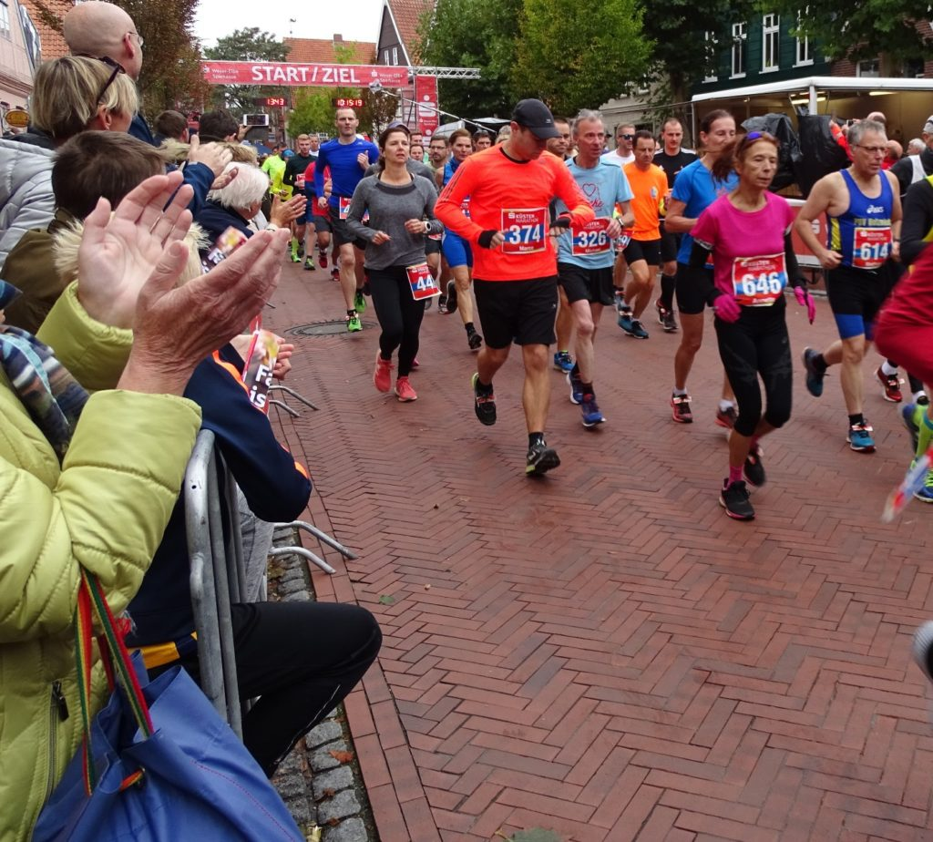 Halbmarathon 21