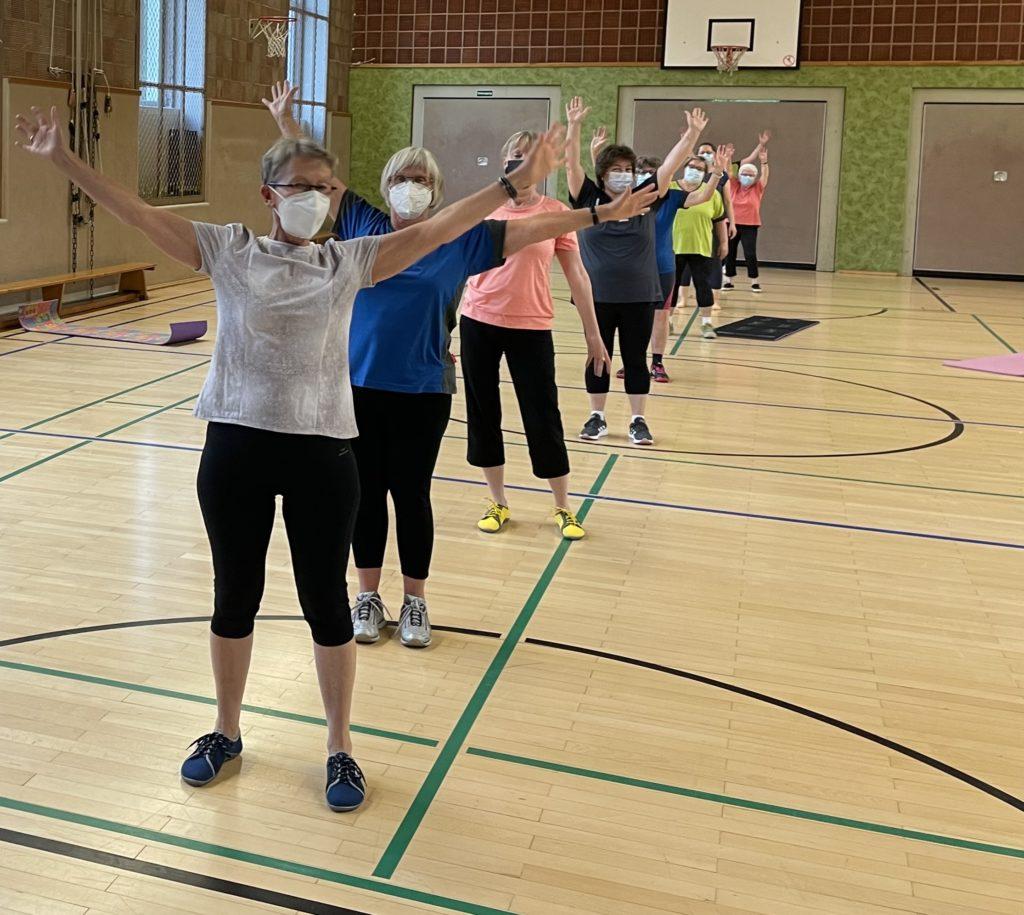 Gymnastik Frauen 04